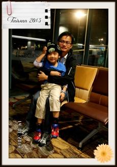 noel loves daddy